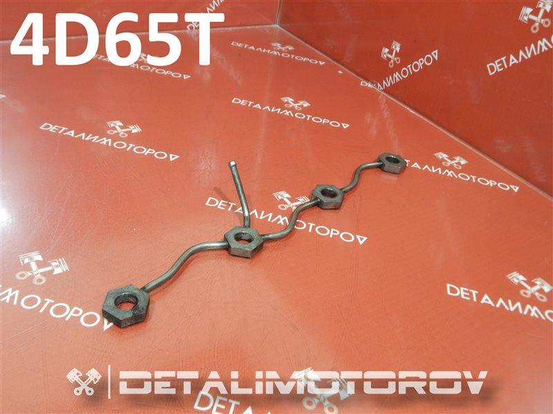 Трубка топливная Mitsubishi Chariot Q-D09W 4D65T