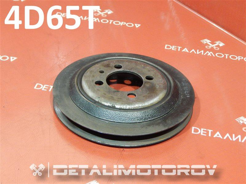 Шкив коленвала Mitsubishi Chariot Q-D09W 4D65T
