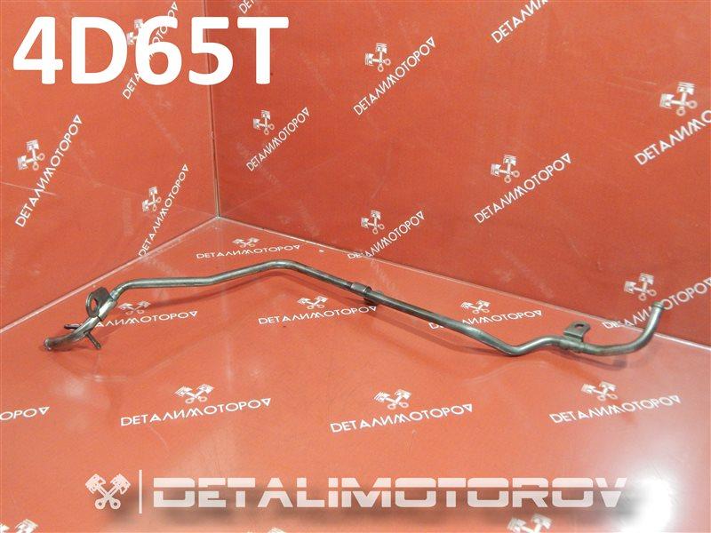 Трубка Mitsubishi Chariot Q-D09W 4D65T