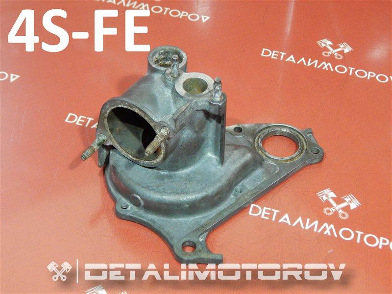 Корпус помпы Toyota Caldina E-ST190G 4S-FE