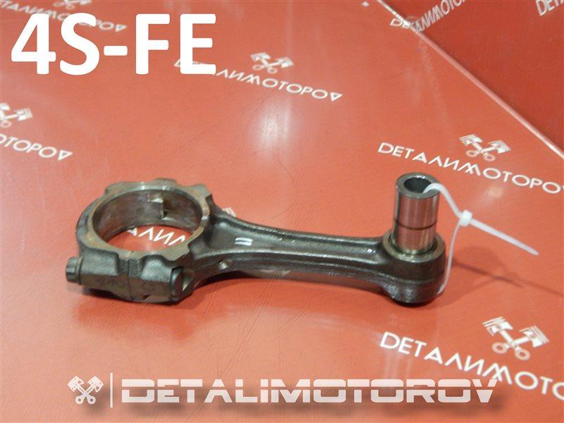 Шатун Toyota Caldina E-ST190G 4S-FE