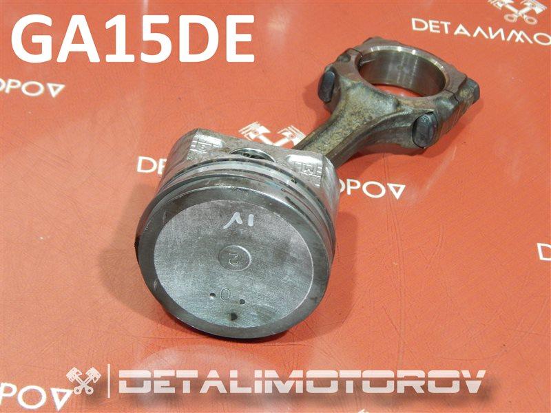 Поршень с шатуном Nissan Ad E-WFGY10 GA15DE