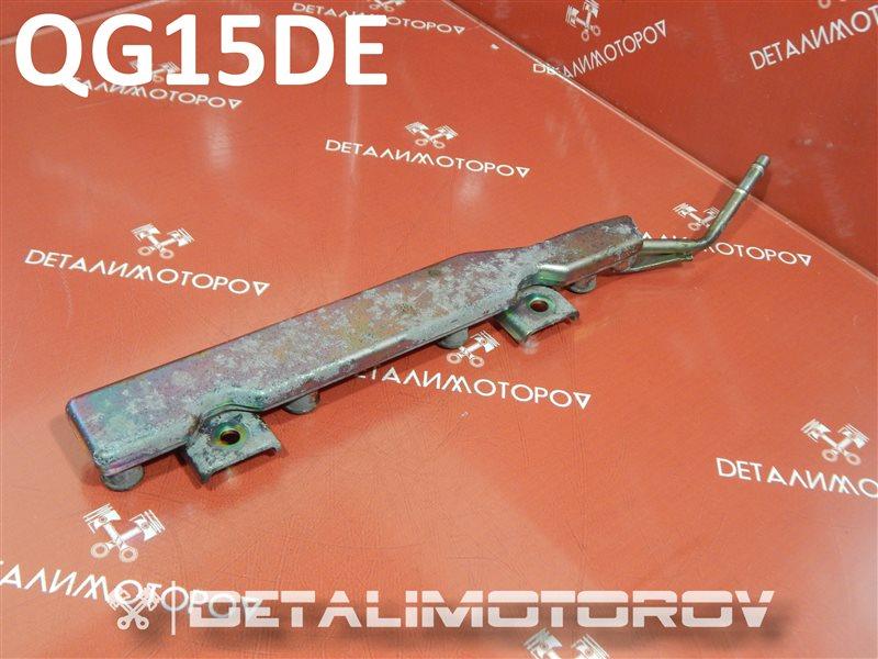 Топливная рейка Nissan Almera GJ-VFY11 QG15DE