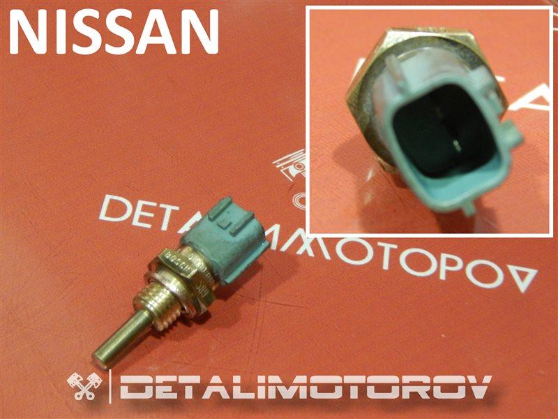 Датчик температуры охлаждающей жидкости Nissan Almera GJ-VFY11 QG15DE