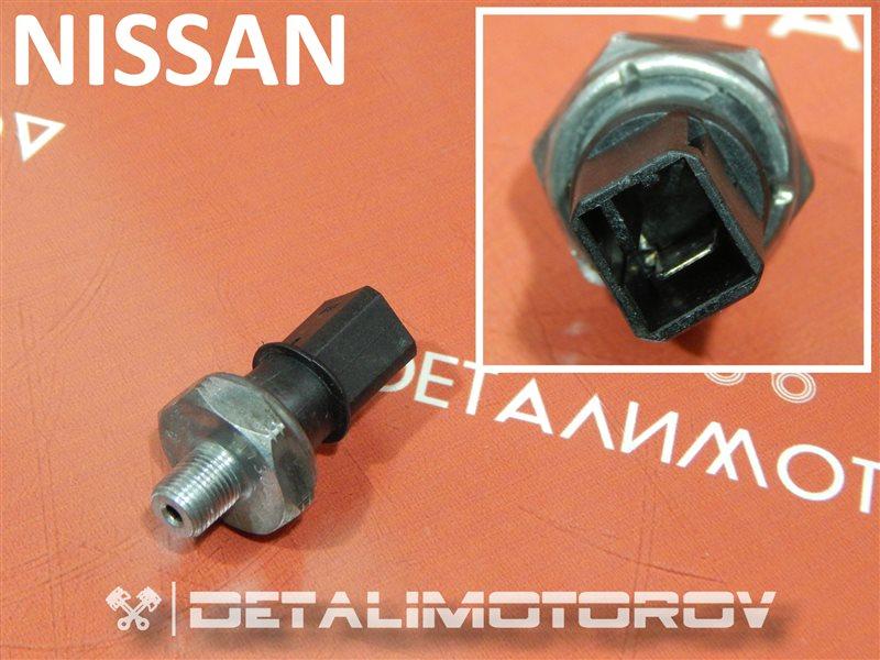 Датчик давления масла Nissan Almera GJ-VFY11 QG15DE
