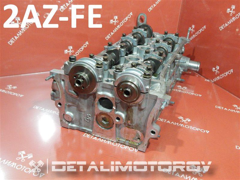 Головка блока цилиндров Toyota Alphard DBA-ANH20W 2AZ-FE