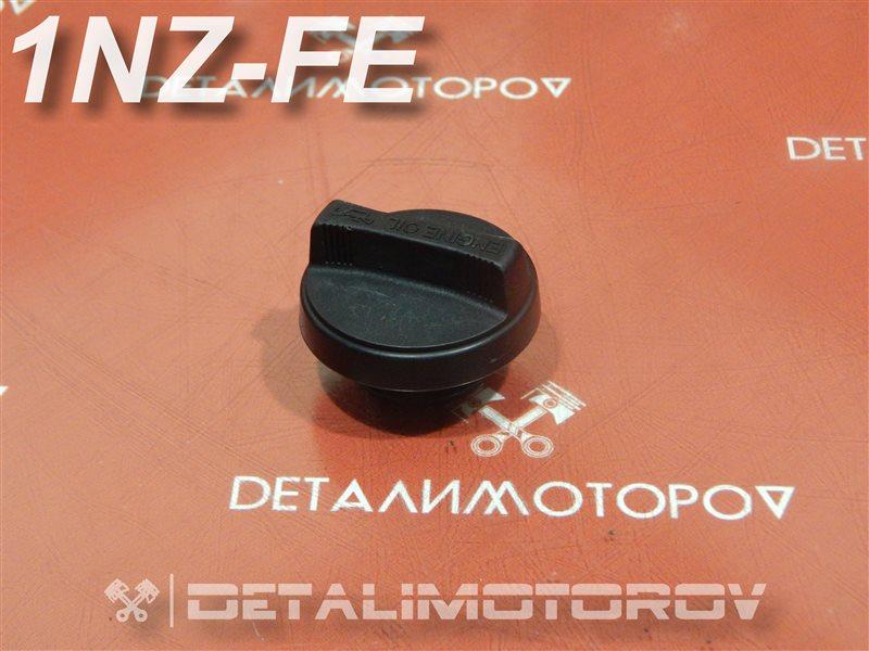 Крышка маслозаливной горловины Toyota Allex CBA-NZE124 1NZ-FE