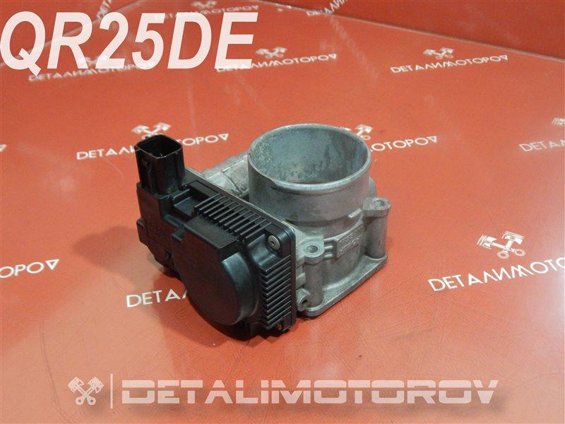 Дроссельная заслонка Nissan Bassara TA-JTU30 QR25DE