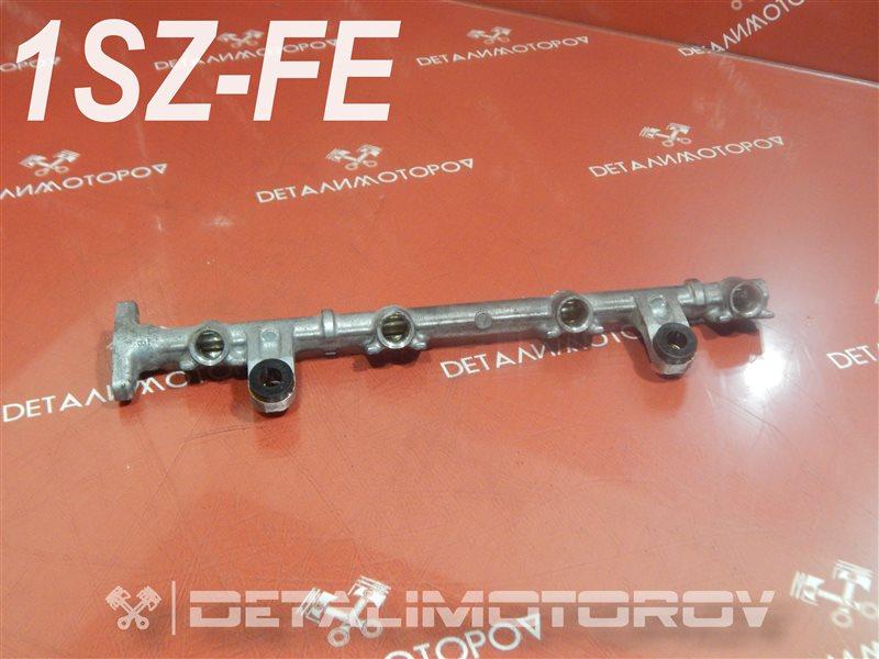 Топливная рейка Toyota Echo SCP11 1SZ-FE