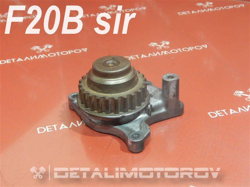 Привод балансирного вала Honda Accord GH-CF4 F20B