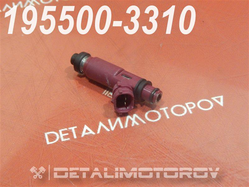 Форсунка Mazda Demio DBA-BL5FP ZJ-VE