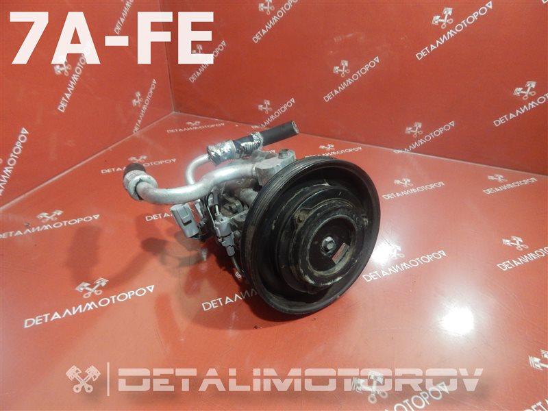 Компрессор кондиционера Toyota Avensis AT221 7A-FE