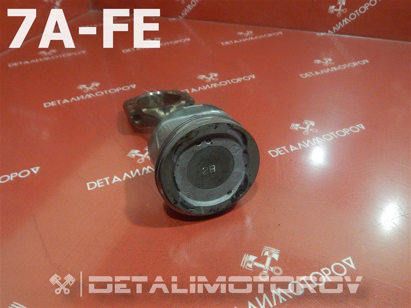 Поршень с шатуном Toyota Avensis AT221 7A-FE