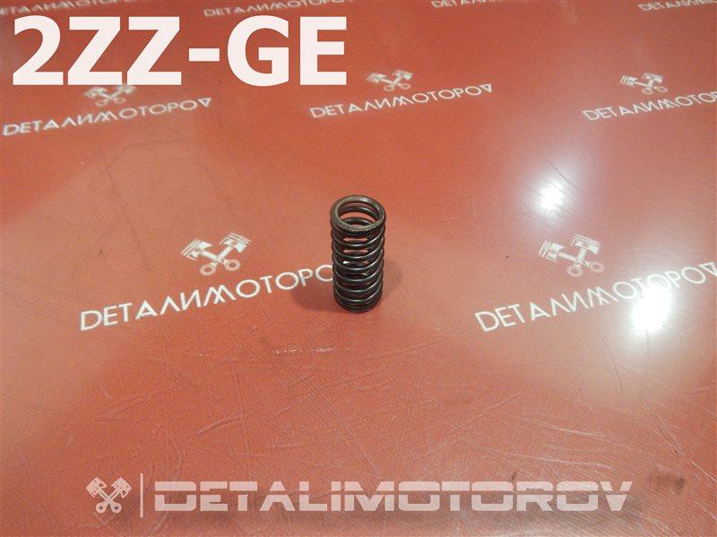 Пружина клапана Toyota Allex TA-ZZE123 2ZZ-GE