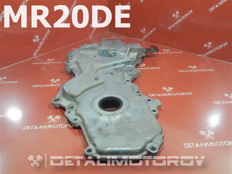 Лобовина двигателя Nissan Bluebird Sylphy DBA-KG11 MR20DE