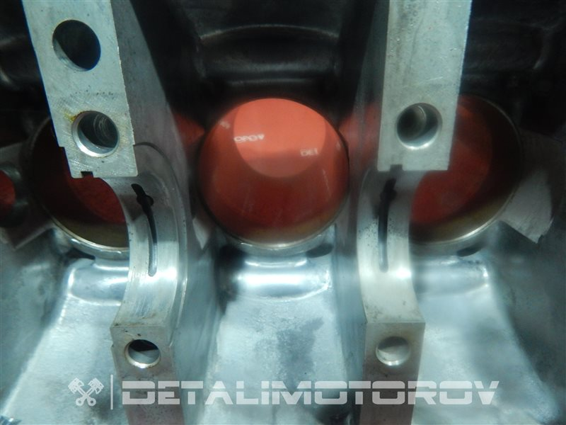Блок цилиндров Toyota Allex ZZE122 1ZZ-FE