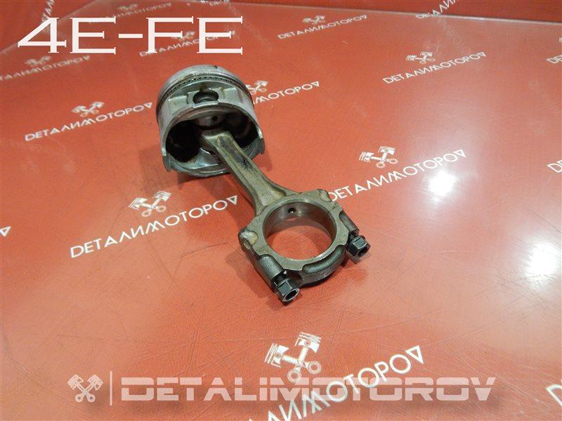 Шатун Toyota Corolla TB-EE102V 4E-FE