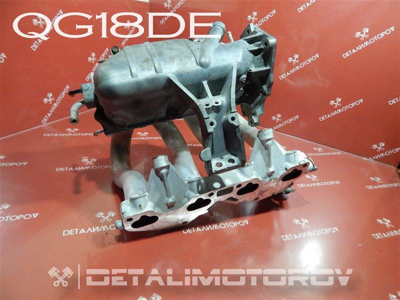 Коллектор впускной Nissan Ad GK-VHNY11 QG18DE