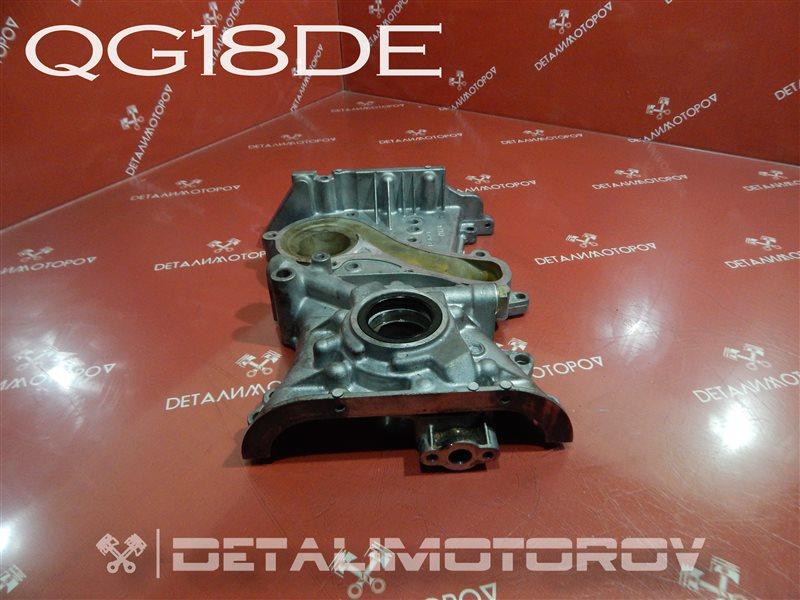 Масляный насос Nissan Ad GK-VHNY11 QG18DE