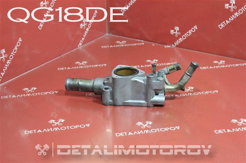Корпус термостата Nissan Ad GK-VHNY11 QG18DE