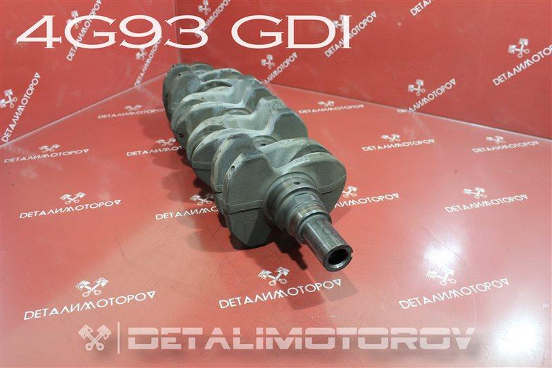 Коленвал Mitsubishi Aspire GF-EA1A 4G93