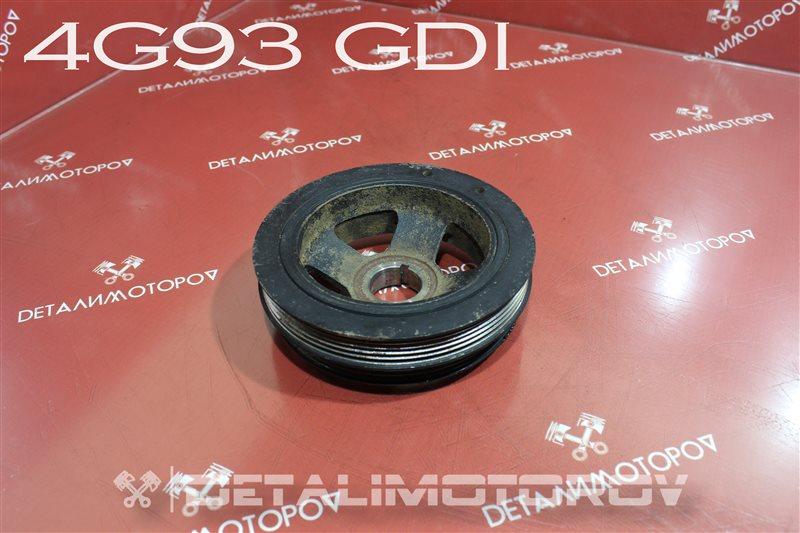 Шкив коленвала Mitsubishi Aspire GF-EA1A 4G93