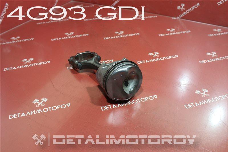 Поршень с шатуном Mitsubishi Aspire GF-EA1A 4G93