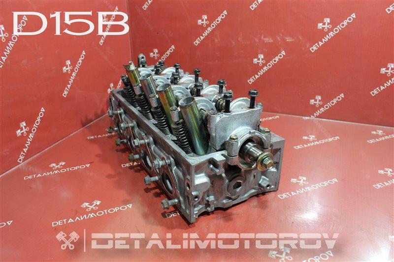 Головка блока цилиндров Honda Capa E-EF2 D15B
