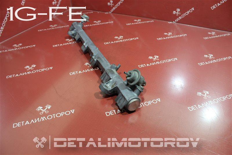 Топливная рейка Toyota Mark Ii GX105 1G-FE