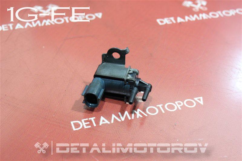 Датчик вакуумный Toyota Mark Ii E-GX100 1G-FE