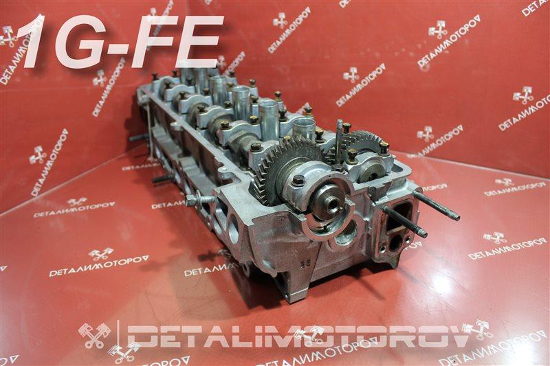Головка блока цилиндров Toyota Mark Ii E-GX100 1G-FE