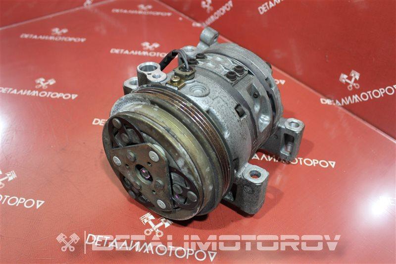 Компрессор кондиционера Subaru Impreza E-GC1 EJ15E