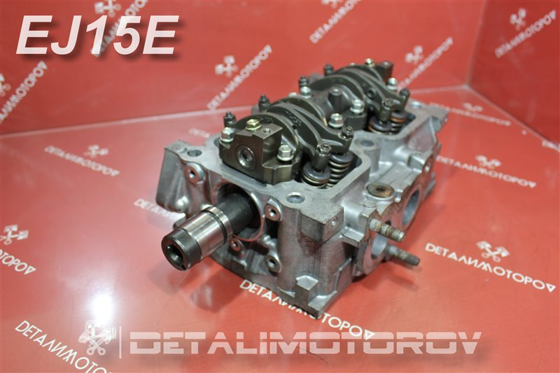 Головка блока цилиндров Subaru Impreza E-GC1 EJ15E