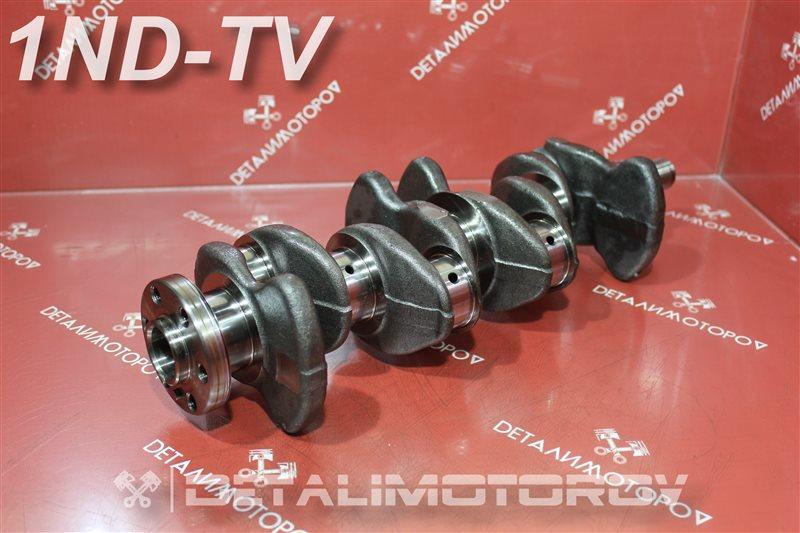Коленвал Toyota Auris NDE150 1ND-TV