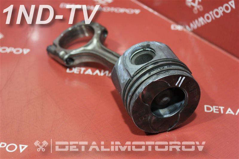 Поршень с шатуном Toyota Auris NDE150 1ND-TV