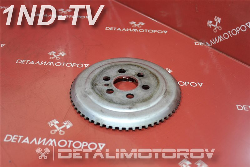 Шестерня коленвала Toyota Auris NDE150 1ND-TV