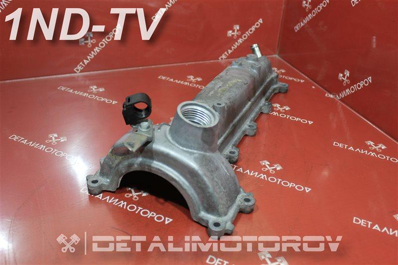 Крышка головки блока цилиндров Toyota Auris NDE150 1ND-TV