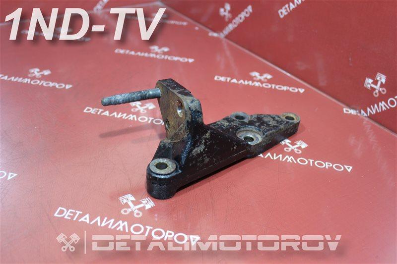 Кронштейн опоры двигателя Toyota Auris NDE150 1ND-TV