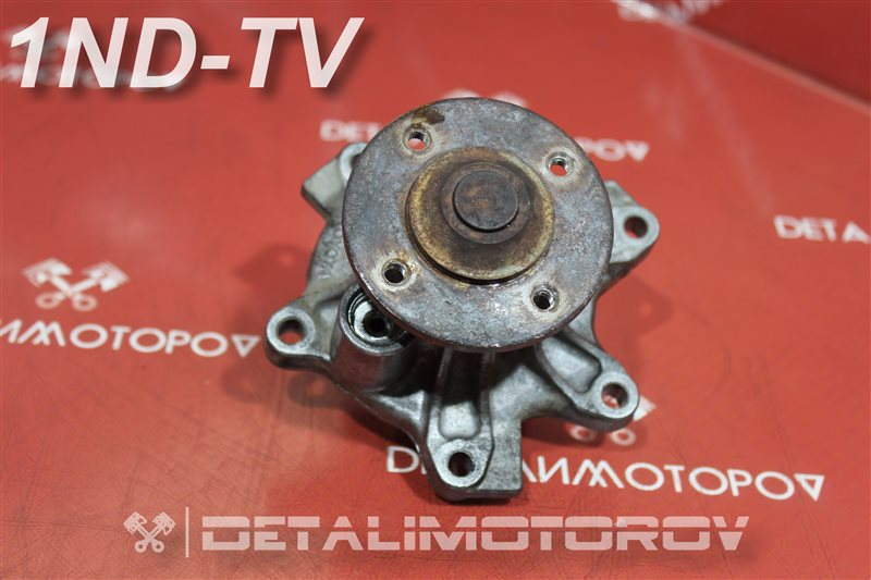 Помпа Toyota Auris NDE150 1ND-TV