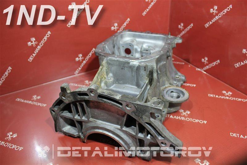 Поддон Toyota Auris NDE150 1ND-TV