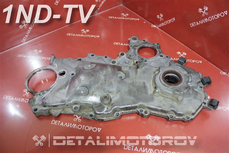 Масляный насос Toyota Auris NDE150 1ND-TV