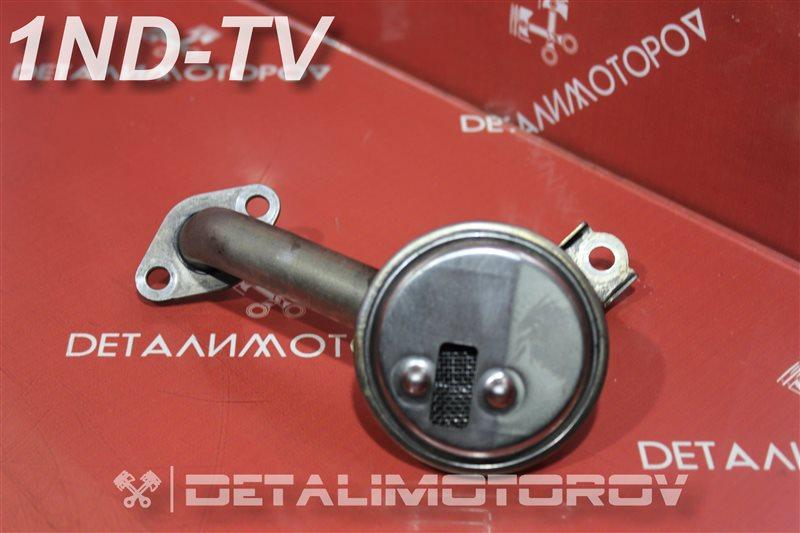 Маслоприемник Toyota Auris NDE150 1ND-TV
