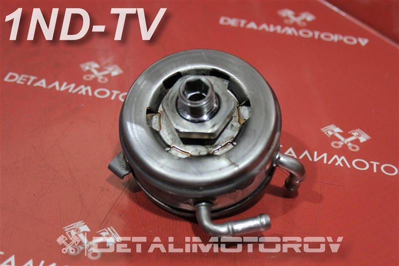 Теплообменник Toyota Auris NDE150 1ND-TV