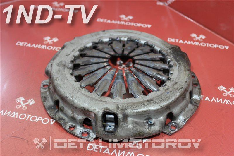 Корзина сцепления Toyota Auris NDE150 1ND-TV