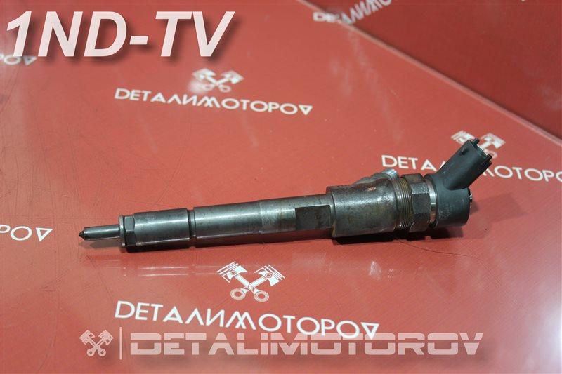 Форсунка Toyota Auris NDE150 1ND-TV