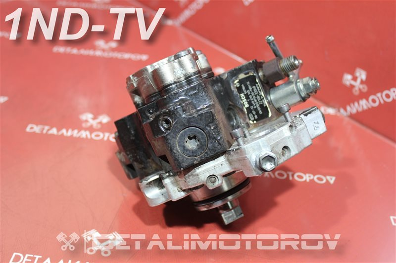 Тнвд Toyota Auris NDE150 1ND-TV