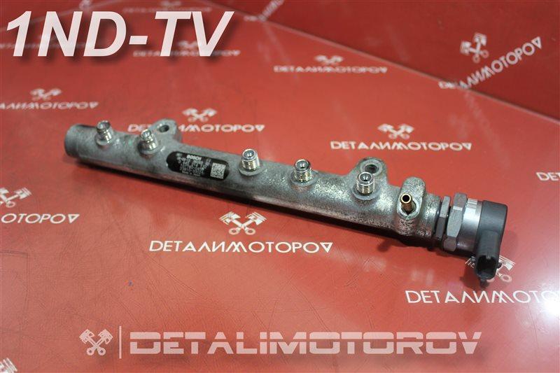 Регулятор давления топлива Toyota Auris NDE150 1ND-TV