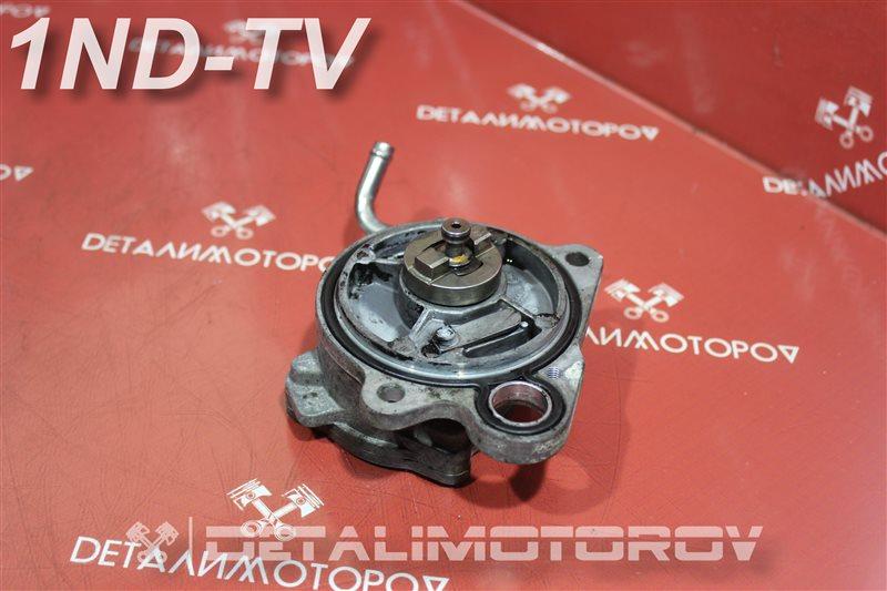 Насос вакуумный Toyota Auris NDE150 1ND-TV