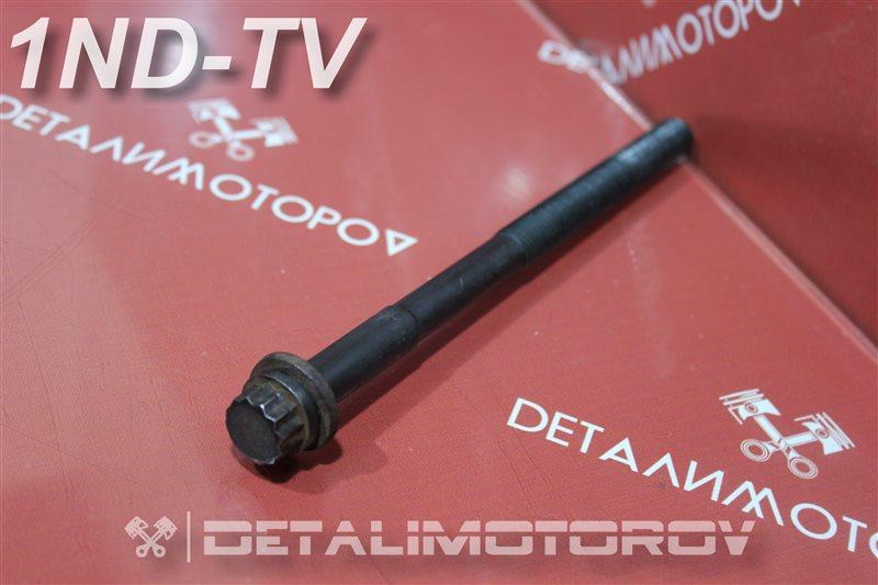 Болт головки блока цилиндров Toyota Auris NDE150 1ND-TV