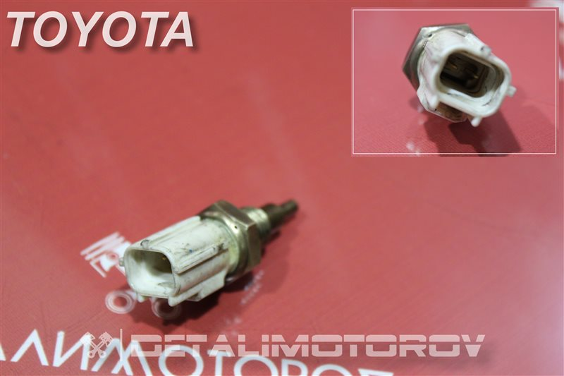 Датчик температуры охлаждающей жидкости Toyota Auris NDE150 1ND-TV
